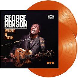 Benson George Vinyl Weekend In London