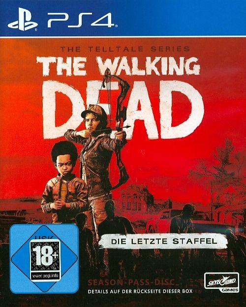 Telltale´s The Walking Dead: The Final Season [PS4] (D)