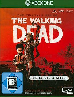 Telltale´s The Walking Dead: The Final Season [XONE] (D) als Xbox One-Spiel