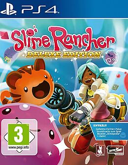 Slime Rancher Deluxe Edition [PS4] (D) als PlayStation 4-Spiel
