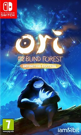 Ori and The Blind Forest - Definitive Edition [NSW] (D) als Nintendo Switch-Spiel