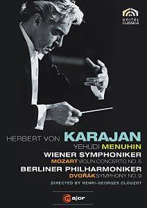Violinkonzert 5/Sinfonie 9 [Versione tedesca]