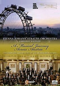A Musical Journey Across Austria DVD