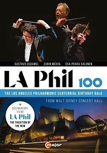LA Phil 100-Centennial Birthday Gala DVD