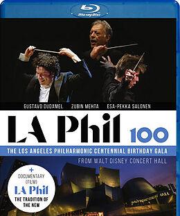 LA Phil 100-Centennial Birthday Gala Blu-ray