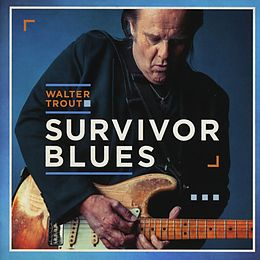 Trout Walter CD Survivor Blues