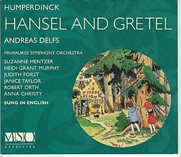Humperdinck:Hansel+Gretel (Engl.)