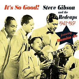 Steve Gibson CD It'S So Good 1946-1951