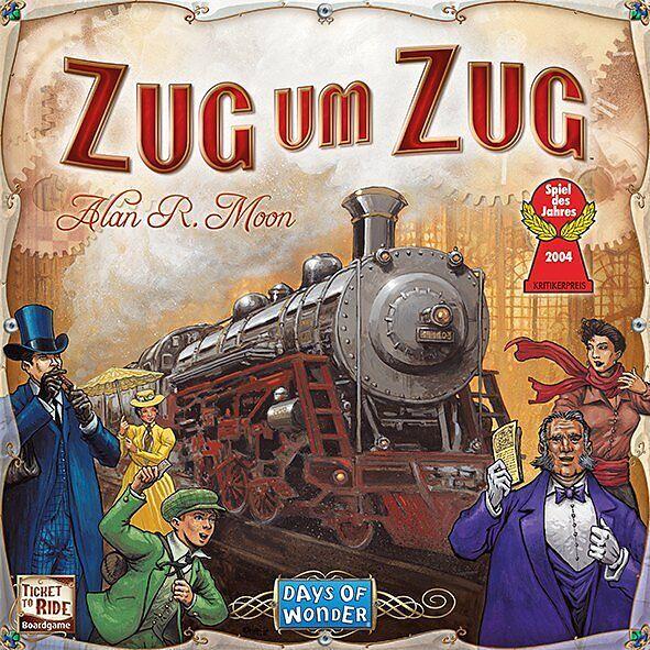 Zug Spiele Online