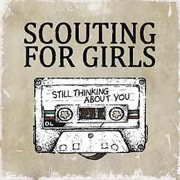 Scouting For Girls CD Still Thinking About You