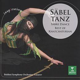 Alexander Lazarew, bolshoi Symphony Orchestra CD Säbeltanz/sabre Dance:best Of Khachaturian