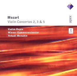 Violin Concertos 2,3&5