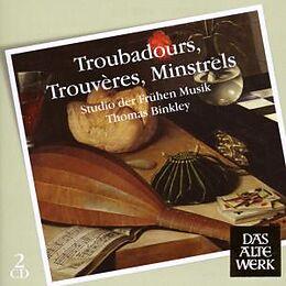 Troubadours,Trouveres,Min