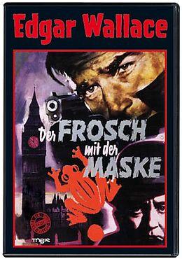 Edgar Wallace (1959) Der Frosch mit der Maske DVD