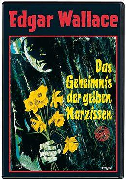 Edgar Wallace (1961) Das Geheimnis der gelben Narzissen DVD