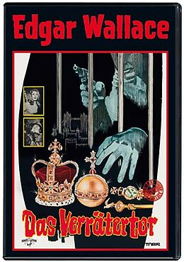 Edgar Wallace - Das Verrätertor DVD