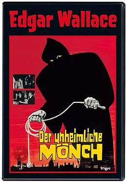 Edgar Wallace (1965) Der unheimliche Mönch DVD