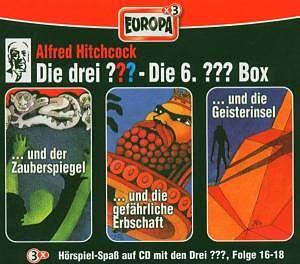 6/die Drei ??? - Box