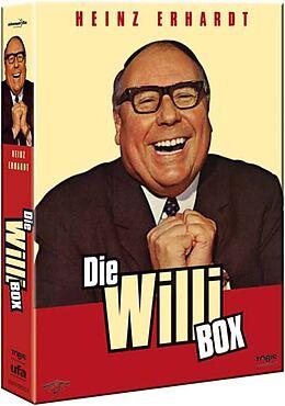 Heinz Erhardt - Die Willi Box DVD