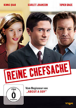 Reine Chefsache DVD