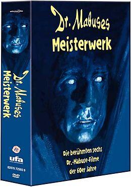 Dr. Mabuses Meisterwerk DVD