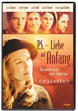 P.S. - Liebe auf Anfang DVD