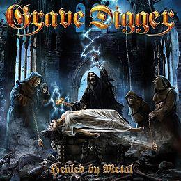 Healed By Metal(digipack & 2 Bonus Tracks)