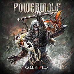 Powerwolf CD Call Of The Wild (2cd Mediabook)