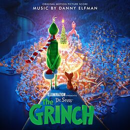 Danny Elfman CD Dr.Seuss' The Grinch