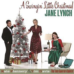 Jane Lynch CD A Swingin' Little Christmas