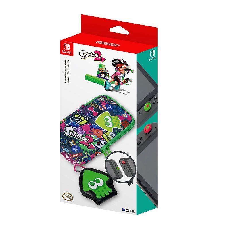 nintendo switch splat pack splatoon 2 nsw sonstige games online. Black Bedroom Furniture Sets. Home Design Ideas