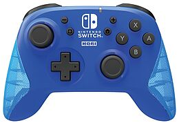 Nintendo Switch - Wireless Horipad Controller - blue [NSW] als Nintendo Switch-Spiel