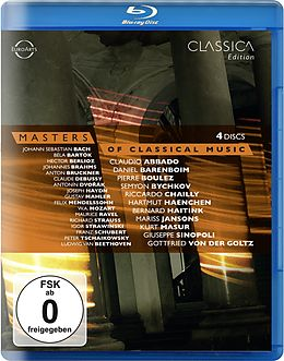 Masters Of Classical Music [Versione tedesca]