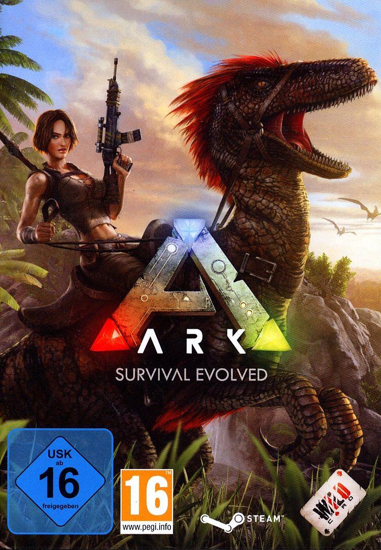 ark survival evolved dvd pc e d f r pc kaufen. Black Bedroom Furniture Sets. Home Design Ideas