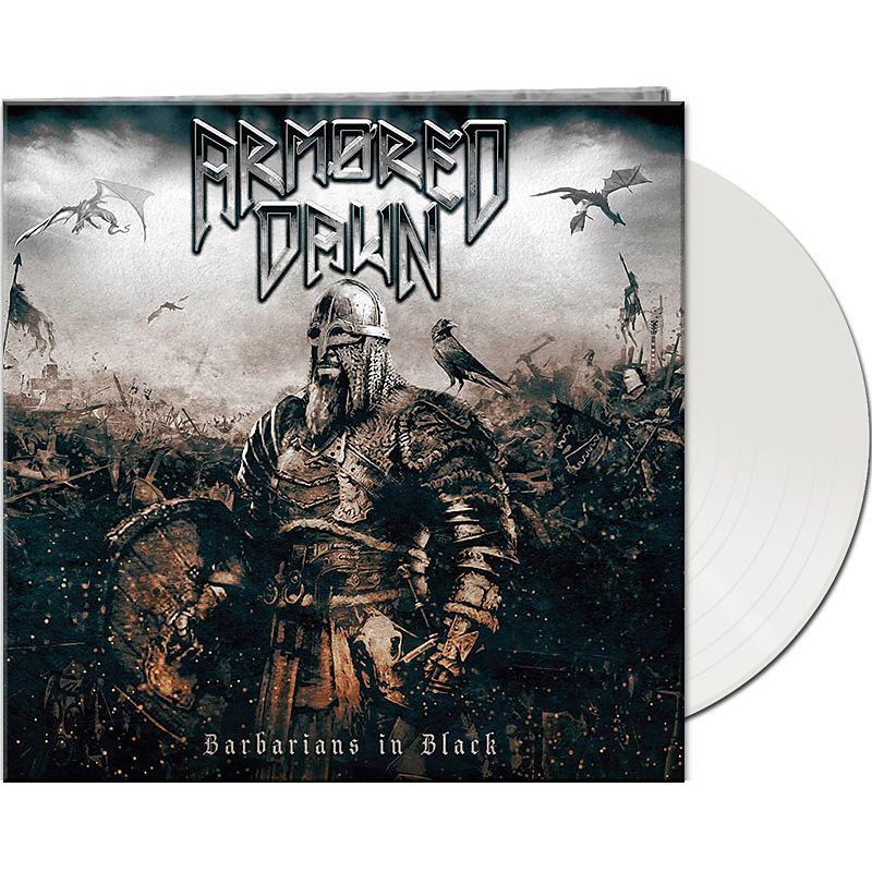 Barbarians In Black (Lim.Gtf.White Vinyl)