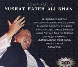 Asif Ali/Sheikh Shakkûr,H Khan CD Hommage A Nusrat Fateh Ali Khan