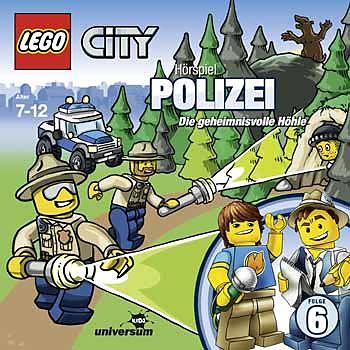 LEGO City Hörspiel - Polizei - Folge 6