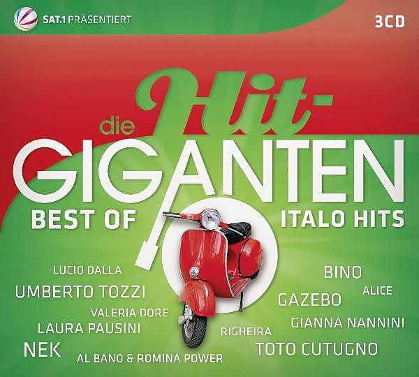 Hit Giganten Weihnachten.Die Hit Giganten Best Of Italo Hits