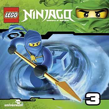lego ninjago hörspiel 2 - das jahr der schlangen - cd 3 - various - cd kaufen   exlibris.ch