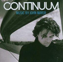 John Mayer CD Continuum