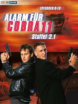 Alarm für Cobra 11 - Staffel 2.1 DVD