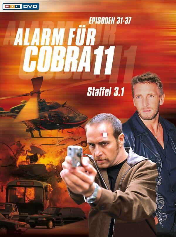 Alarm für Cobra 11 - Staffel 3.1 [Versione tedesca]