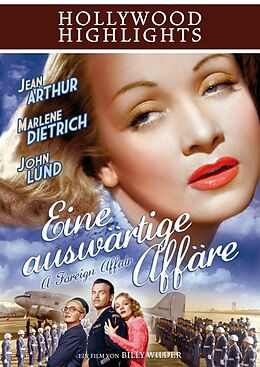 Eine auswärtige Affäre - A Foreign Affair DVD