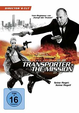 Transporter - The Mission DVD