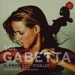 Sol Gabetta CD Il Progetto Vivaldi