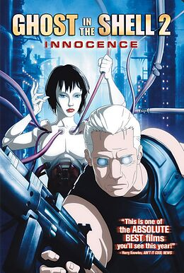 Ghost in the Shell 2 - Innocence DVD