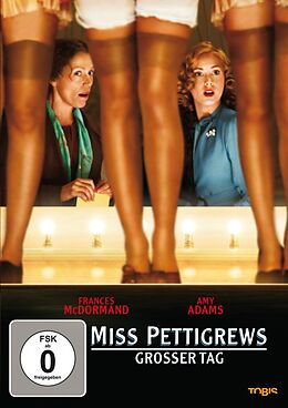 Miss Pettigrews grosser Tag [Version allemande]