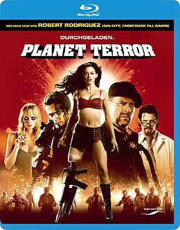 Planet Terror Blu-ray Blu-ray