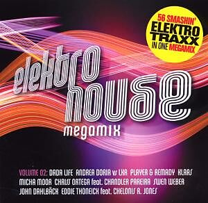 Elektro House MegamiX Vol.2