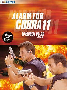 Alarm für Cobra 11 - Staffel 10 DVD